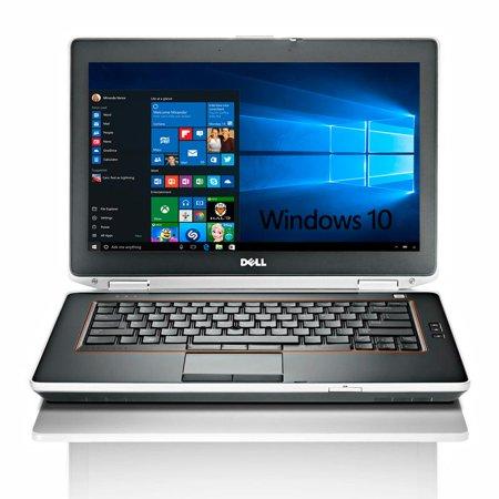 Refurbished Dell Latitude E6420 Laptop - HDMI - Intel i5 2.5ghz - 4GB DDR3 - 320GB - DVDRW - Windows 10 64bit