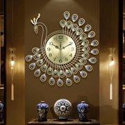 Double Sided Wall Clocks