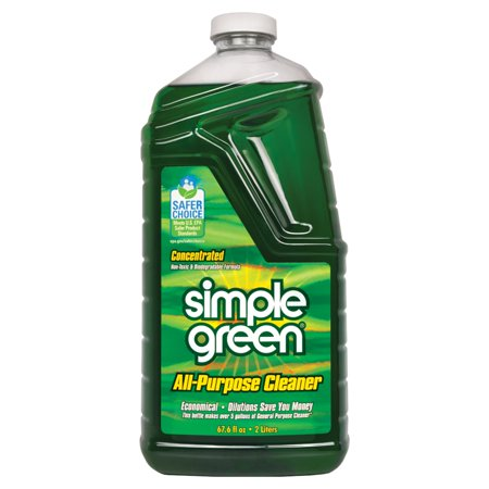 Simple Green All-Purpose Cleaner Refill, 67 Oz (Simple Green Lime Scale)