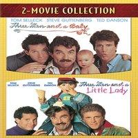 Three Men & A Baby / Three Men & A Little Lady (DVD)