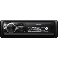 Pioneer DEH-80PRS Single-Din In-Dash CD Receiver With Built-In Bluetooth and HD Radio