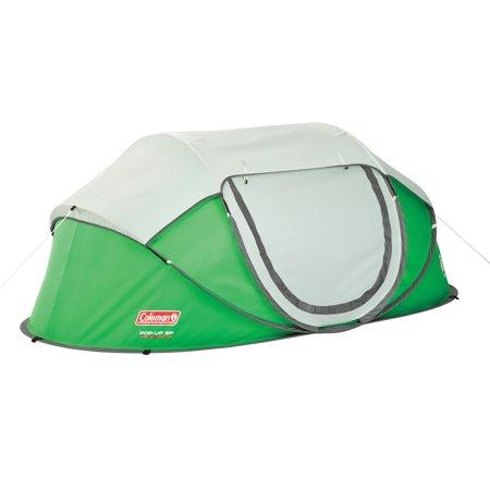 Coleman 2 Person Instant Pop Up Tent Walmart Com