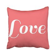 Peachy Coral Decorative Pillows Ocoug Best Dining Table And Chair Ideas Images Ocougorg