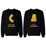 c198513a0 Youre the Cheese to My Macaroni BFF Matching SweatShirts for Best Friend