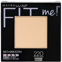 Maybelline Fit Me Set + Smooth Powder, Natural Beige
