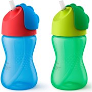 Philips Avent My Bendy Straw Sippy Cup - 2 pack