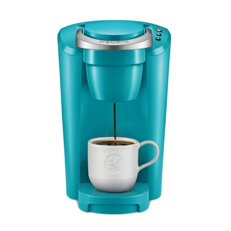 Keurig K Compact Single Serve K Cup Pod Coffee Maker Turquoise