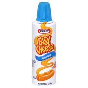 Nabisco Easy Cheese American Pasteurized Cheese Snack, 8 oz