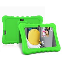 """Ainol Q88 Kids Tablet, Android 7.1 OS 7"""" Display 1G RAM 8 GB ROM Light Weight Portable Kid-Proof Shock-Proof Silicone Case Kickstand Available With IWawa For Kids Education Entertainment"""