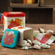 The Pioneer Woman Poinsettia 2-Piece Square Cookie Set