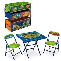 Teenage Mutant Ninja Turtles Playroom Solution by Delta Children