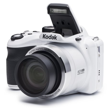 KODAK PIXPRO AZ421 Bridge Digital Camera - 16MP 42X Optical Zoom HD720p