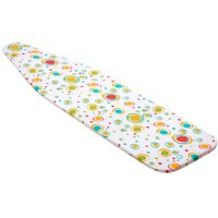 Honey Can Do Silicon Coated Ironing Board Cover With Pad, Multiple Colors
