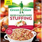 Green Giant Riced Cauliflower Stuffing, 12 oz