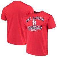 MLB St Louis Cardinals Men's High Praise T-Shirt