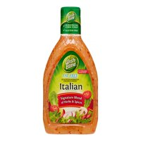 (3 Pack) Wish-Bone Fat Free Salad Dressing, Italian, 15 Fl Oz