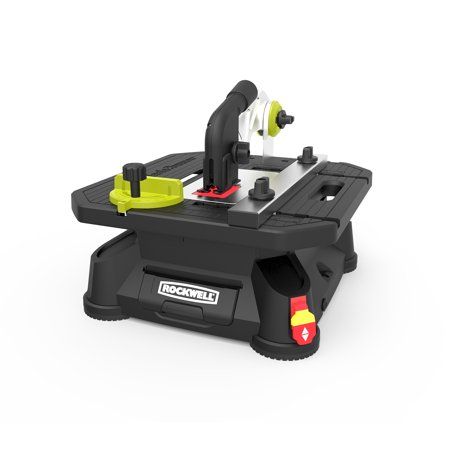 rockwell rk7323 bladerunner x2 portable tabletop saw with steel rip rh walmart com