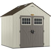 Suncast 378 cu. ft. Tremont® 8x7 Storage Shed, BMS8700