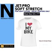 0ffb05e403a6a Iron on T-shirt Transfer Papers