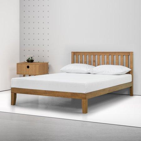 Spa Sensations by Zinus 6'' Memory Foam Mattress, Multiple Sizes (Cab 6 Short Bed)