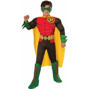 6e5b6d4e752 Deluxe Robin Child Halloween Costume