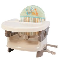 Summer Infant Deluxe Comfort Folding Booster Seat - Tan