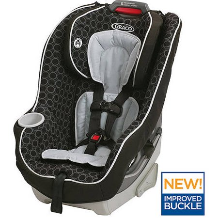 Black Child Seat (Graco Contender 65 Convertible Car Seat, Black Carbon )