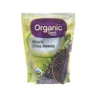Great Value Organic Black Chia Seeds, 12 oz