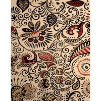 United Weavers Plaza Gina Woven Olefin Area Rug