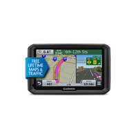 Garmin 010-01342-00 dezl 570LMT 5 Inches GPS Receiver with Free Lifetime Map and Traffic Updates
