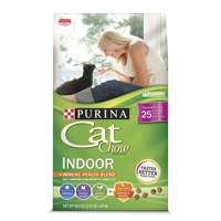 Cat Chow Indoor Adult Dry Cat Food, 3.15 lb