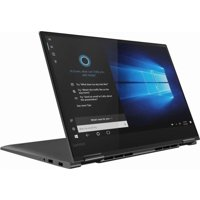 """Lenovo - Yoga 730 2-in-1 15.6"""" Touch-Screen Laptop - Intel Core i5 - 8GB Memory - 256GB Solid State Drive 81CU000BUS Tablet Notebook Touchscreen PC Computer"""