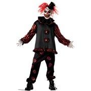 2f71ddd7dd Carver the Killer Clown Adult Halloween Costume