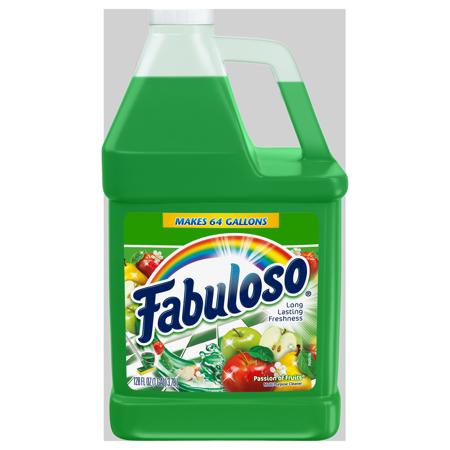 Fabuloso All Purpose Cleaner, Passion Fruit - 128 fl oz