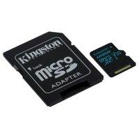 128GB microSDXC Canvas Go 90R/45W U3 UHS-I V30 Card + SD Adapter
