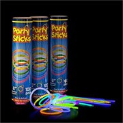 Glow Sticks Bulk 300 Count 8 Partysticks Brand Premium In The Dark Light Makes Tons Of Necklaces And