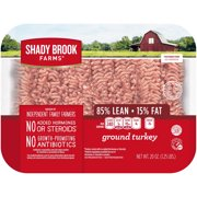 Shady Brook Farms® Fresh 85% Lean Ground Turkey