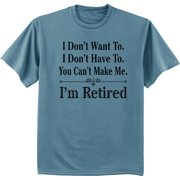 995e65968 Funny Retirement Gifts Retired T-shirt Men's Graphic Tee