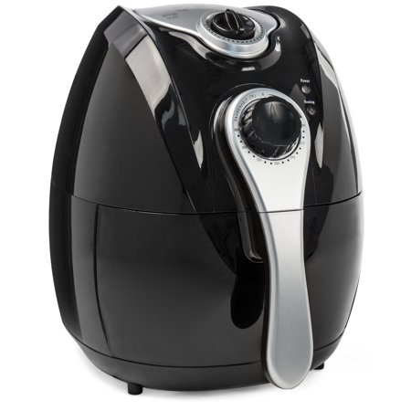Best Choice Products 4 4qt Oil Free Home Kitchen Electric Air Fryer