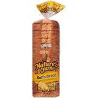 Nature's Own® Butterbread Bread 20 oz. Bag