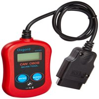 OxGord CAN OBD II MS300 obd2 Scanner Tool for Check Engine Light & Diagnostics, Direct Scan and Read Out