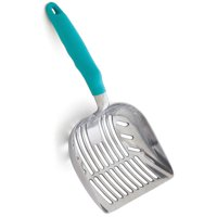 DurAnimals, DuraScoop Cat Litter Scoop, Metal