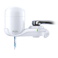 PUR Classic Faucet Water Filter, FM-3333B, White