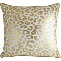 Better Homes & Gardens Golden Cheetah Pillow