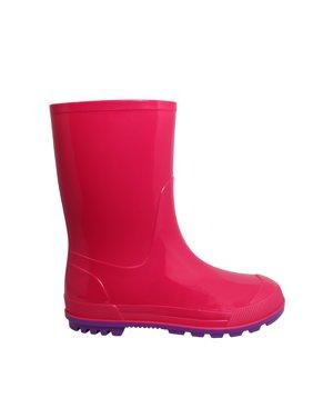 Wonder Nation Toddler and Girls' Rain Boot