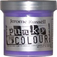 Jerome Russell Punky Hair Colour, Platinum Blonde Toner, 3.5 Oz