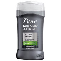 Dove Men+Care Extra Fresh Deodorant Stick, 3 oz