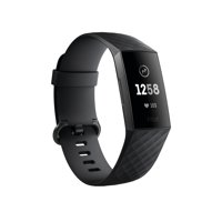 Fitbit Charge 3 Advanced Heart Rate + Fitness Tracker
