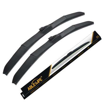 "ABLEWIPE Hybrid Wiper Blades J Hook for FORD ESCAPE 2004 2007 20""+ 18"" Windshield Wiper Blade durable and easy to install(Set of 2)"