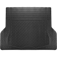 OxGord WeatherShield HD Heavy Duty Rubber Trunk Cargo Liner Floor Mat, Trim-to-Fit for Car, SUV, Van & Trucks, Black